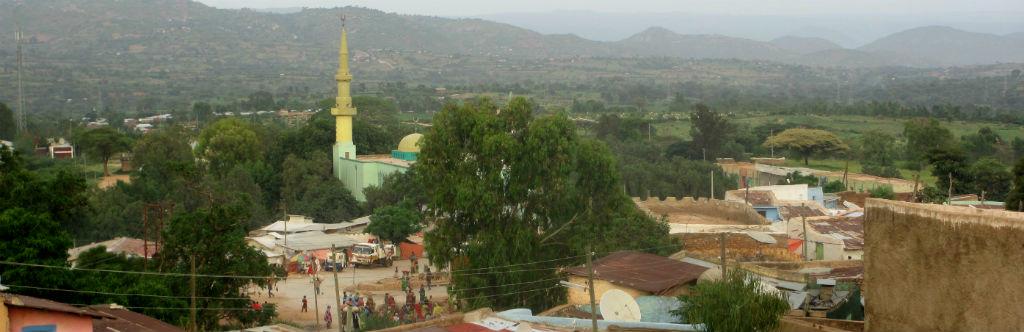 ETHIOPIA HARAR travel africa mosque